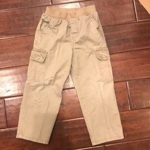 Other - 4T cargo pants. Pull on waist. Soft waistband.